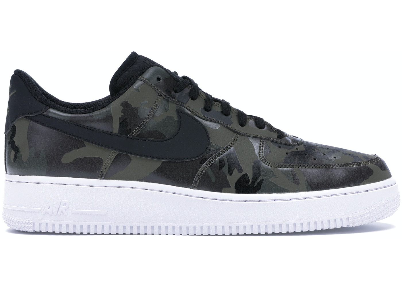 purchase cheap 86794 23890 Air Force 1 Low Camo Olive - 823511-201