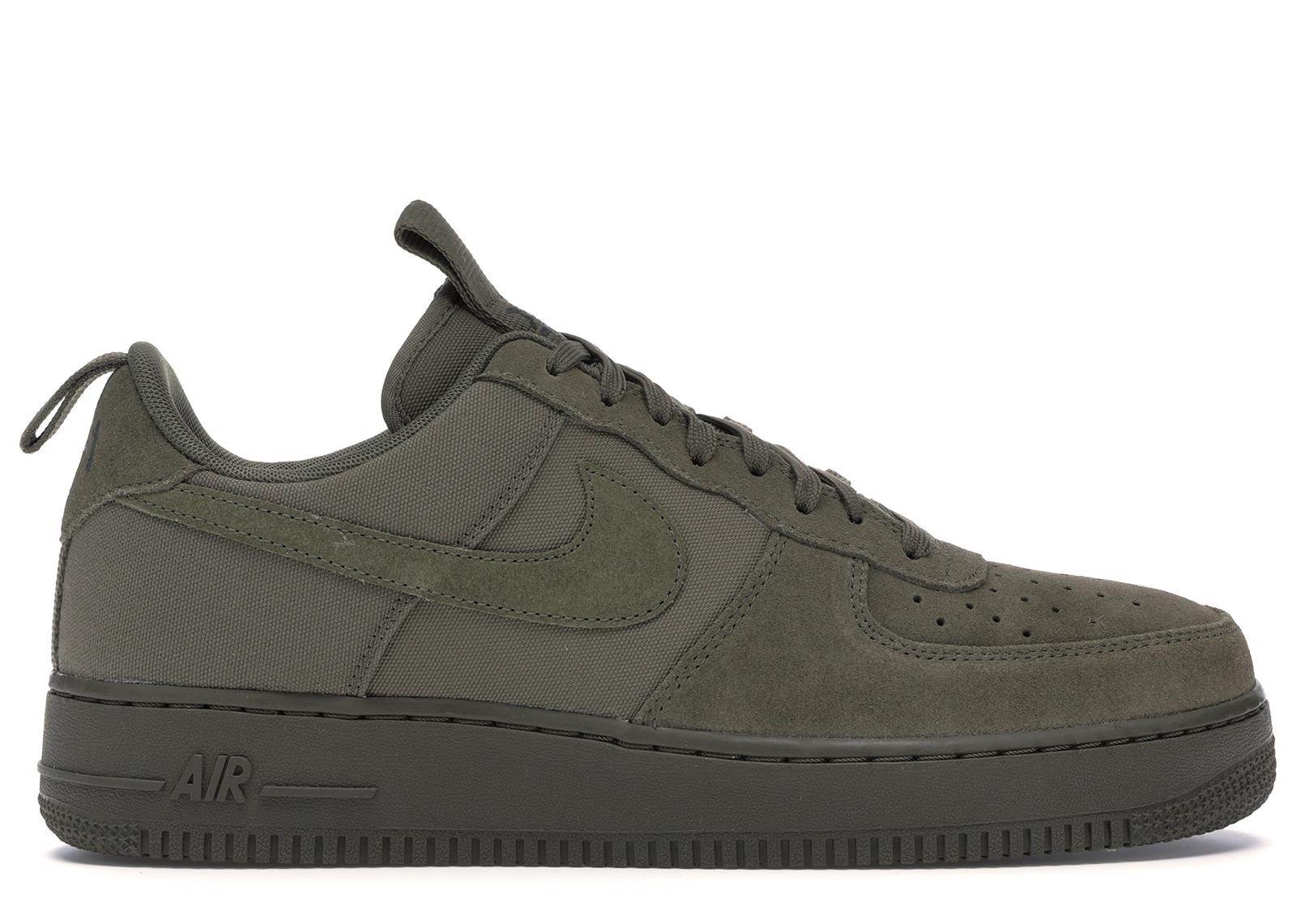 Nike Air Force 1 Low Canvas Medium