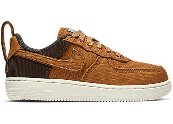 577e8ef14b Air Force 1 Low Carhartt WIP Ale Brown (PS)