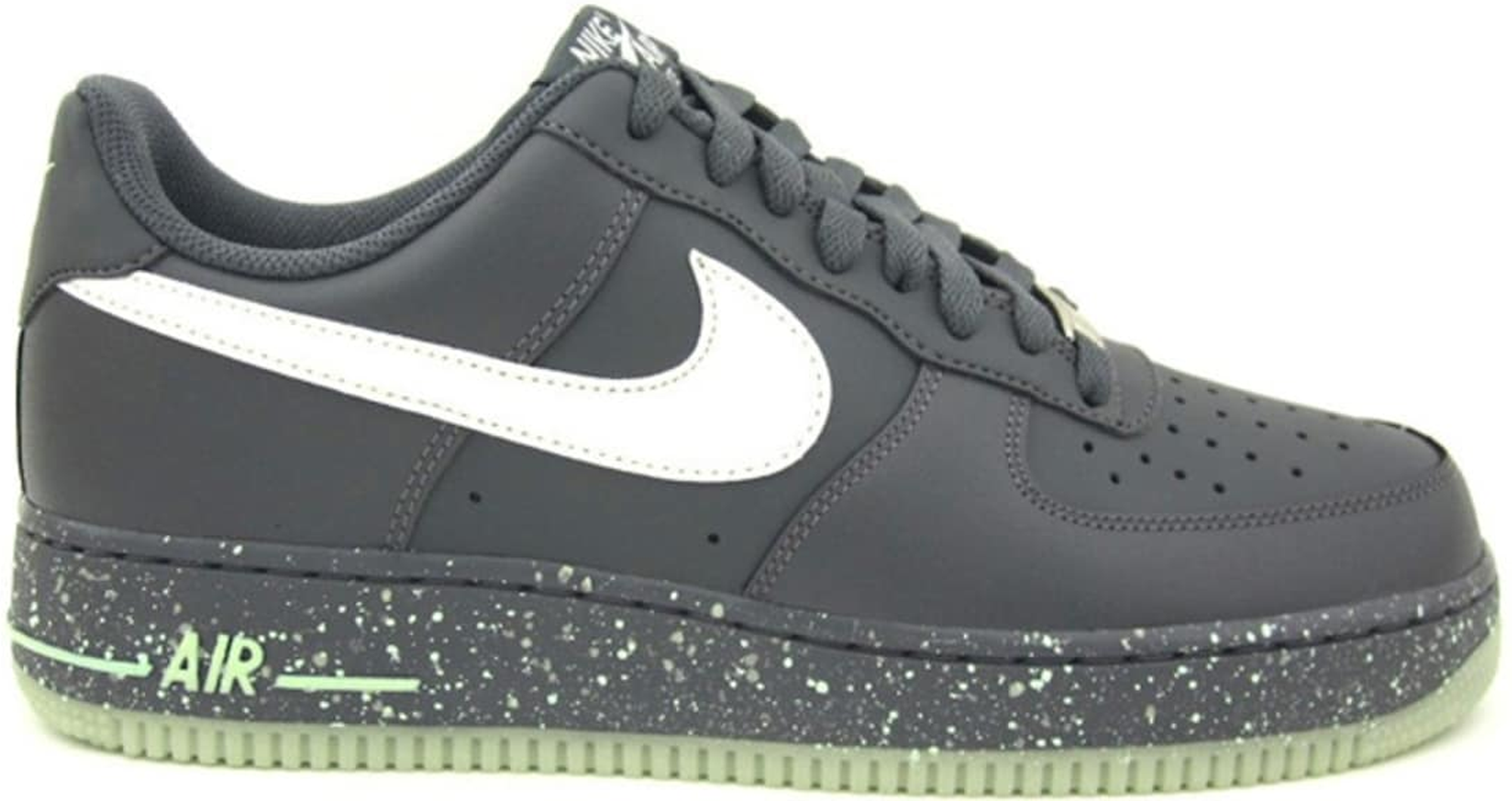 nike air force 1 glow in the dark for sale