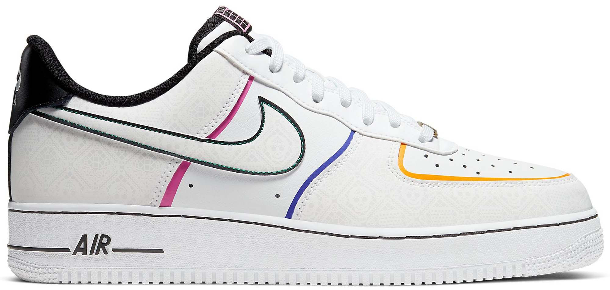 Pre-owned Nike Air Force 1 Low Day Of