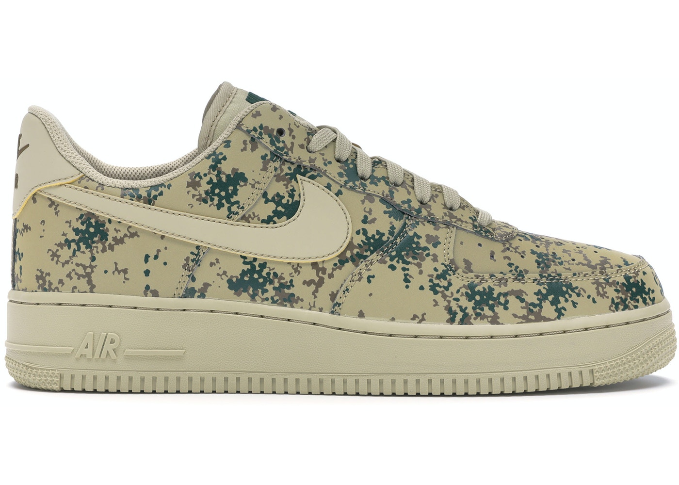 best deals on aliexpress details for Air Force 1 Low Desert Camo Team Gold