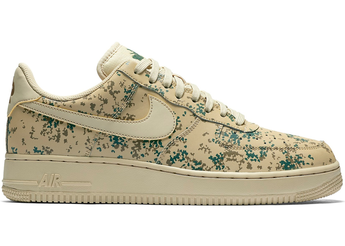 gold air force 1