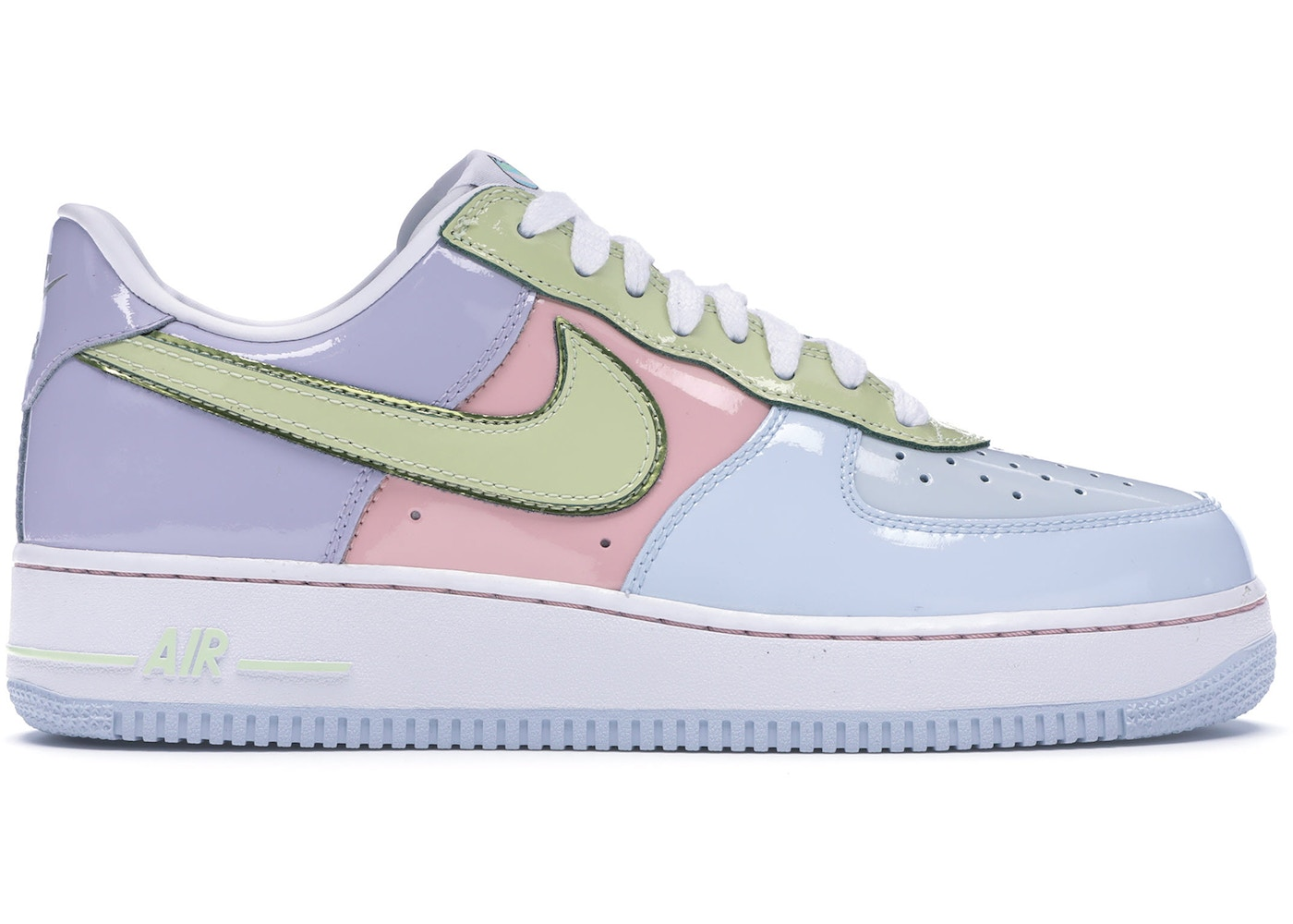 new style b93be 706a6 Air Force 1 Low Easter 2017