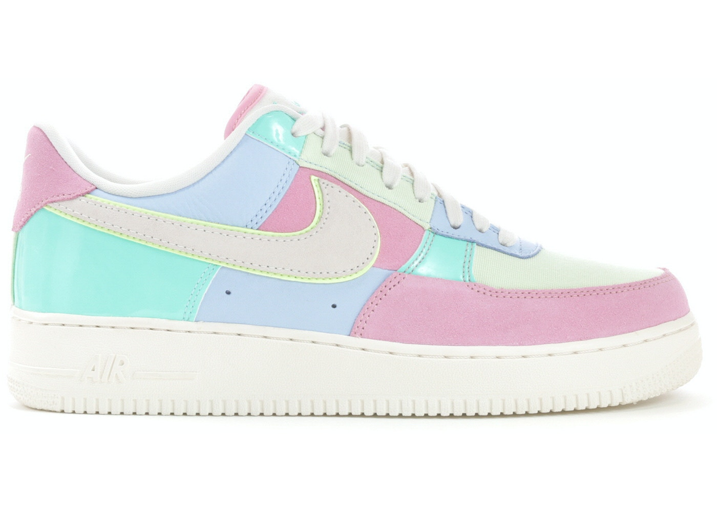 finest selection d6795 7df14 Air Force 1 Low Easter (2018) - AH8462-400