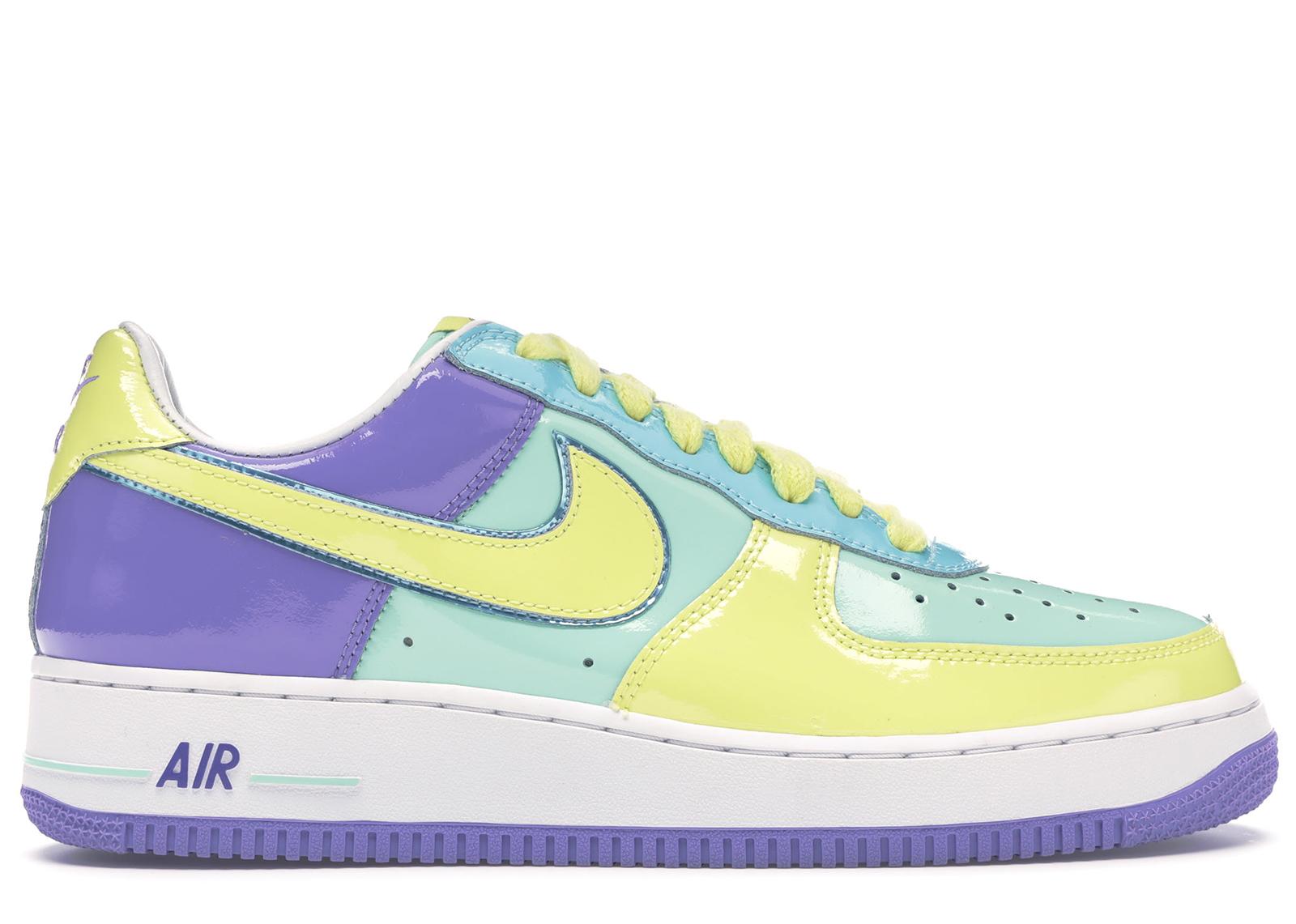 Nike Air Force 1 Easter 18 |