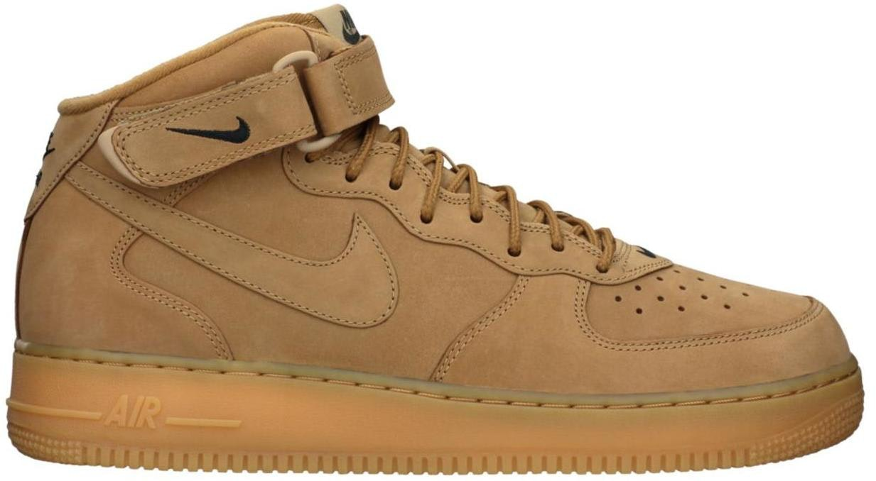 Air Force 1 Mid Flax (2014)