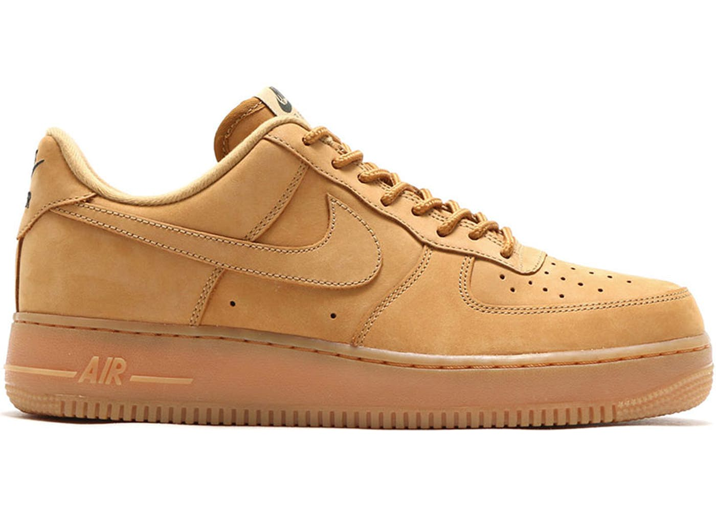 67afc2ade48 ... Mens Air Force 1 Low Flax (2017) 2018 Nike ...