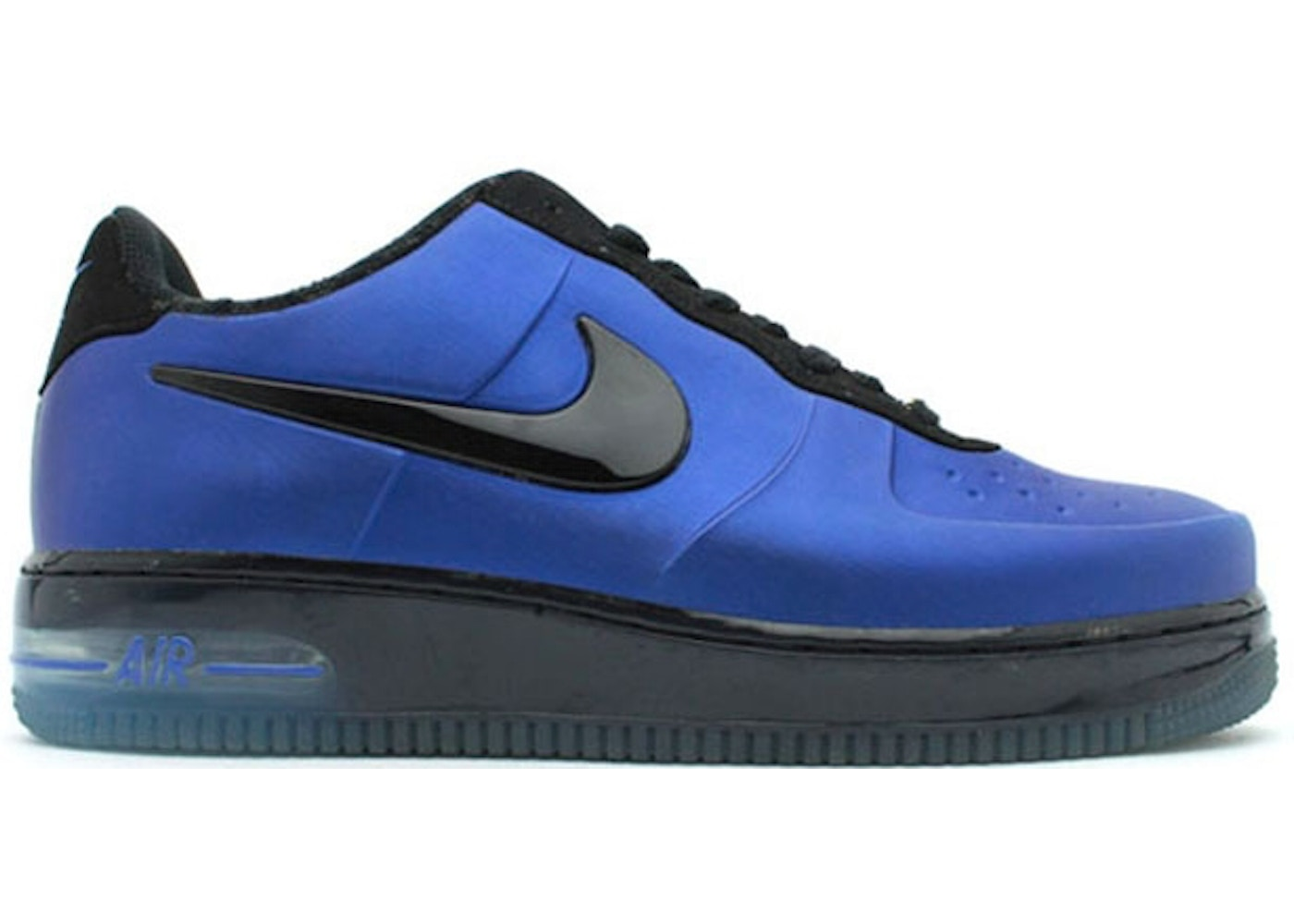 82aae63c277 Air Force 1 Low Foamposite Royal - 532461-400