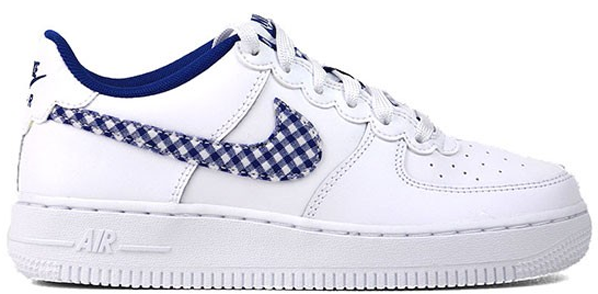Nike Air Force 1 Low Gingham Pack (GS