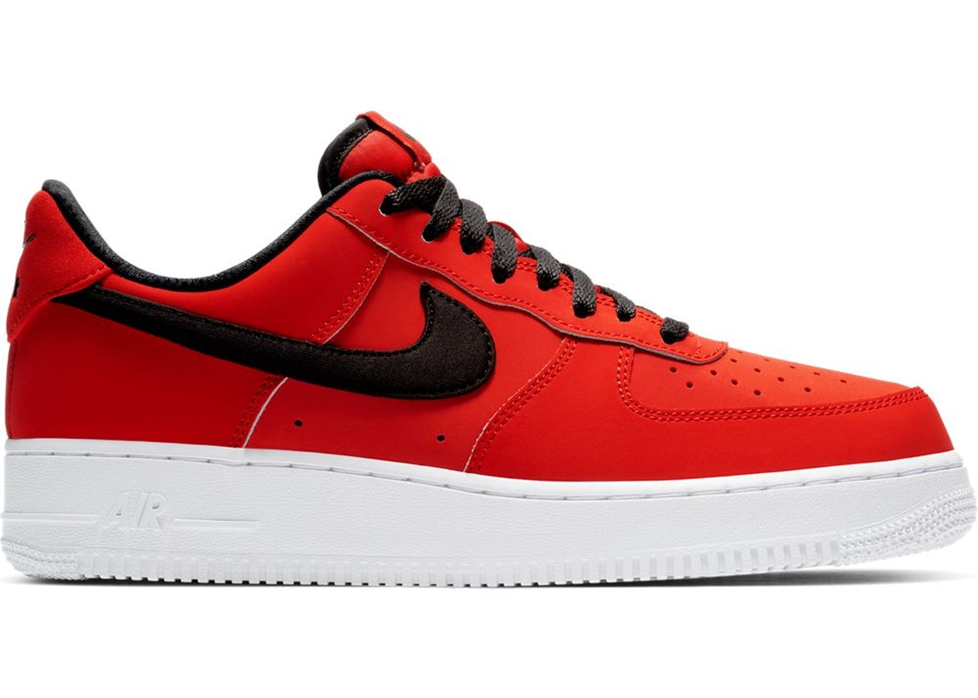 new york 6d023 30024 Air Force 1 Low Habanero Red Black White