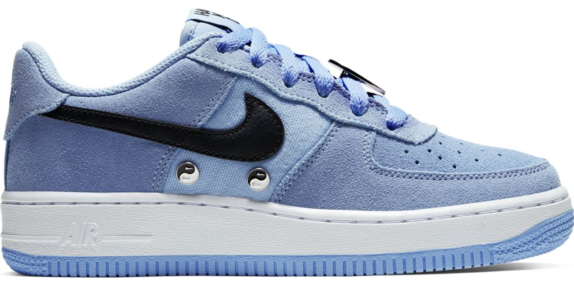 Air Force 1 Low Have a Nike Day Indigo Fog (GS)
