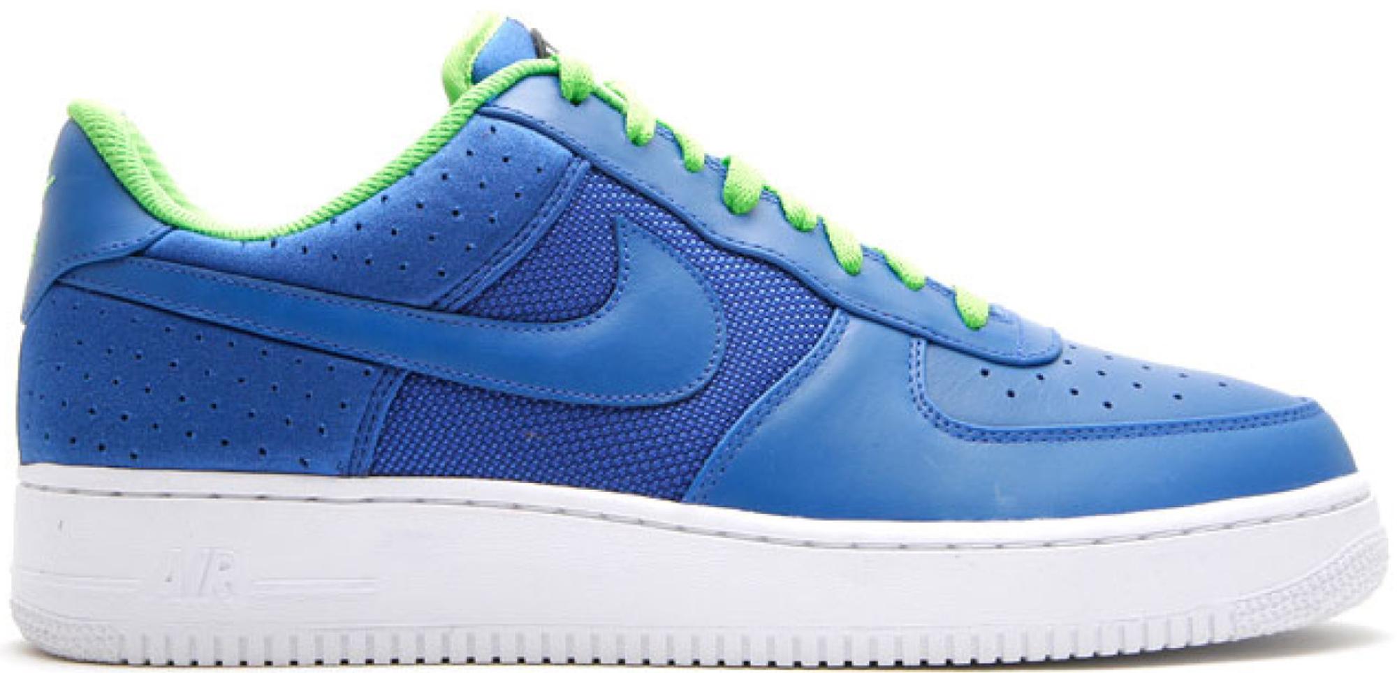 Nike Air Force 1 Low Huarache Blue