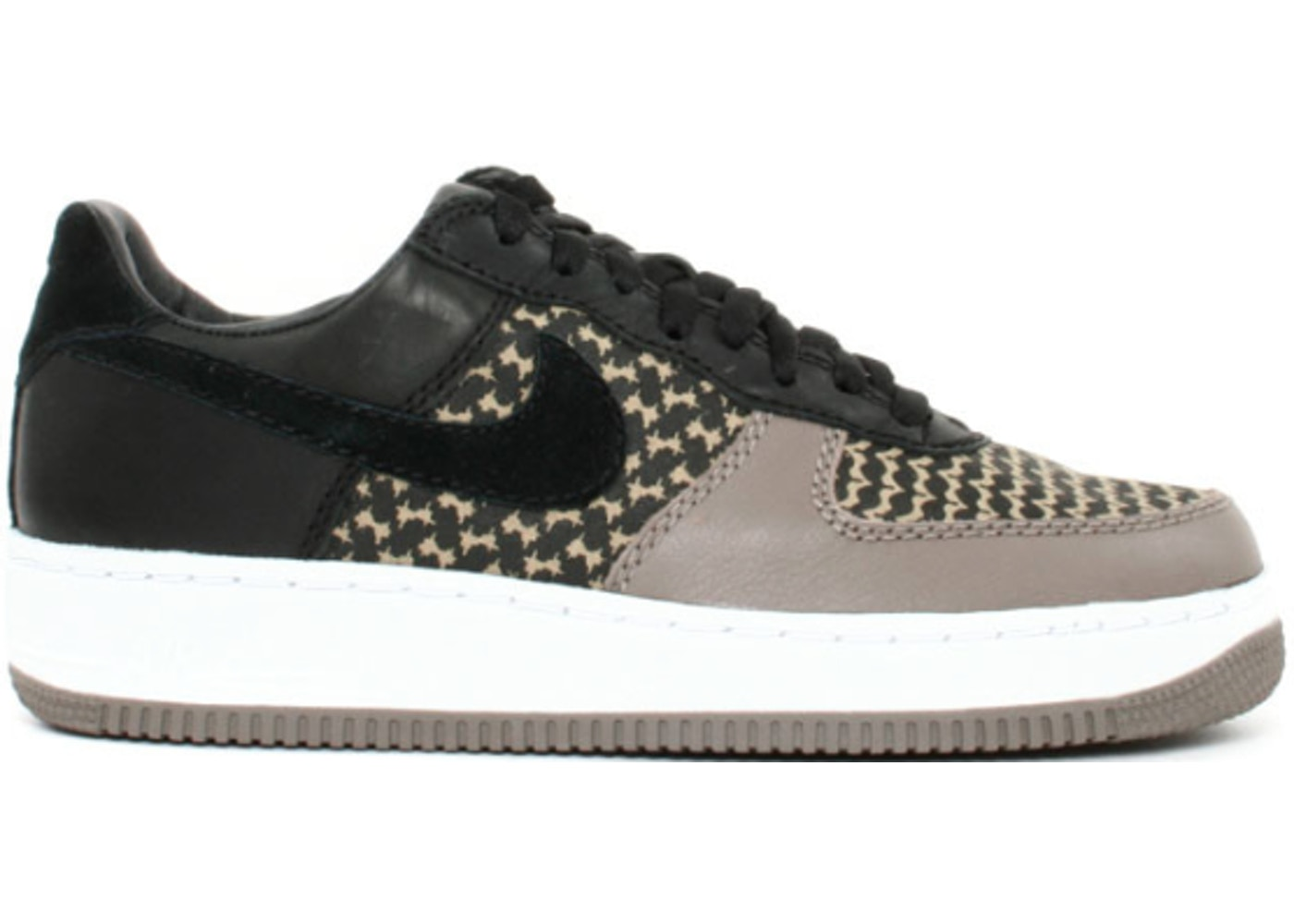 82ccc1b0e4 Air Force 1 Low UNDFTD Green-Olive - 313213-032