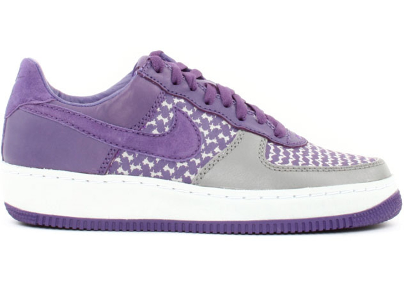 more photos 0e1f6 73940 Air Force 1 Low UNDFTD Purple - 313213-551
