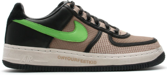 Nike Air Force 1 Low UNDFTD Green Bean