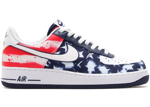 Air Force 1 Low Independence Day (2014)