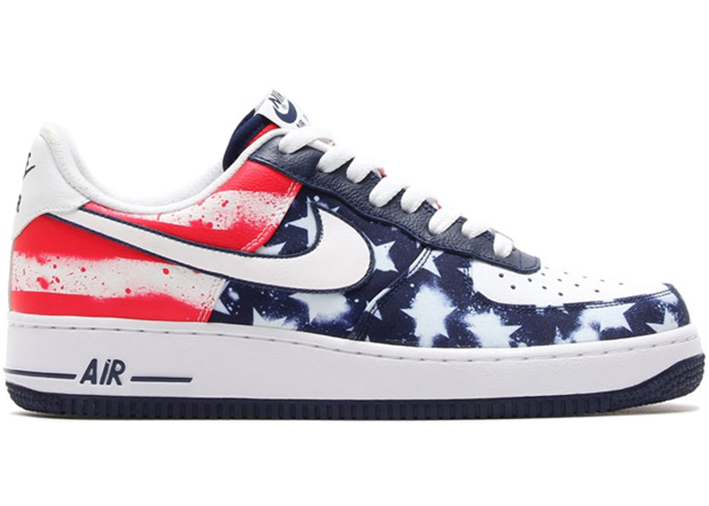 84cd387629 HypeAnalyzer · Air Force 1 Low Independence Day (2014)