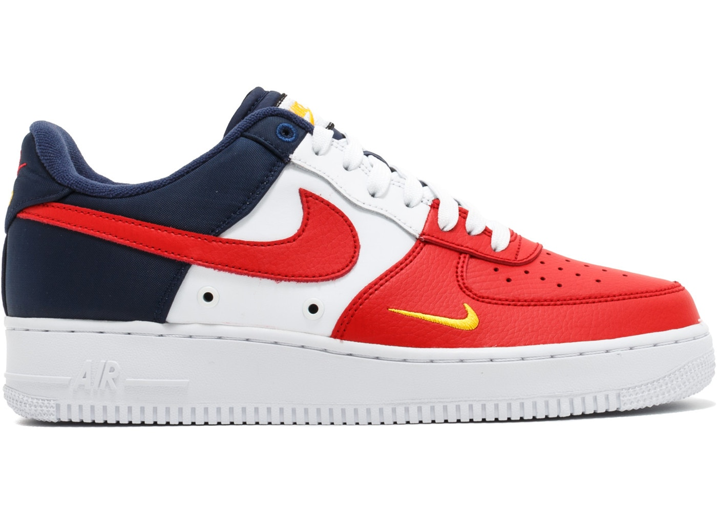 199a1e7d51 HypeAnalyzer · Air Force 1 Low Independence Day (2017)