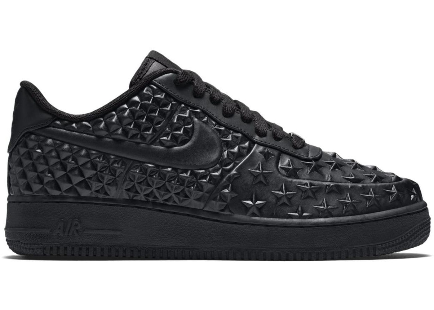 purchase cheap 270cb 48b92 Air Force 1 Low Independence Day Black
