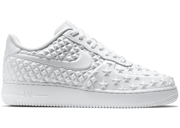 cheaper ad548 0ca0e Air Force 1 Low Independence Day White