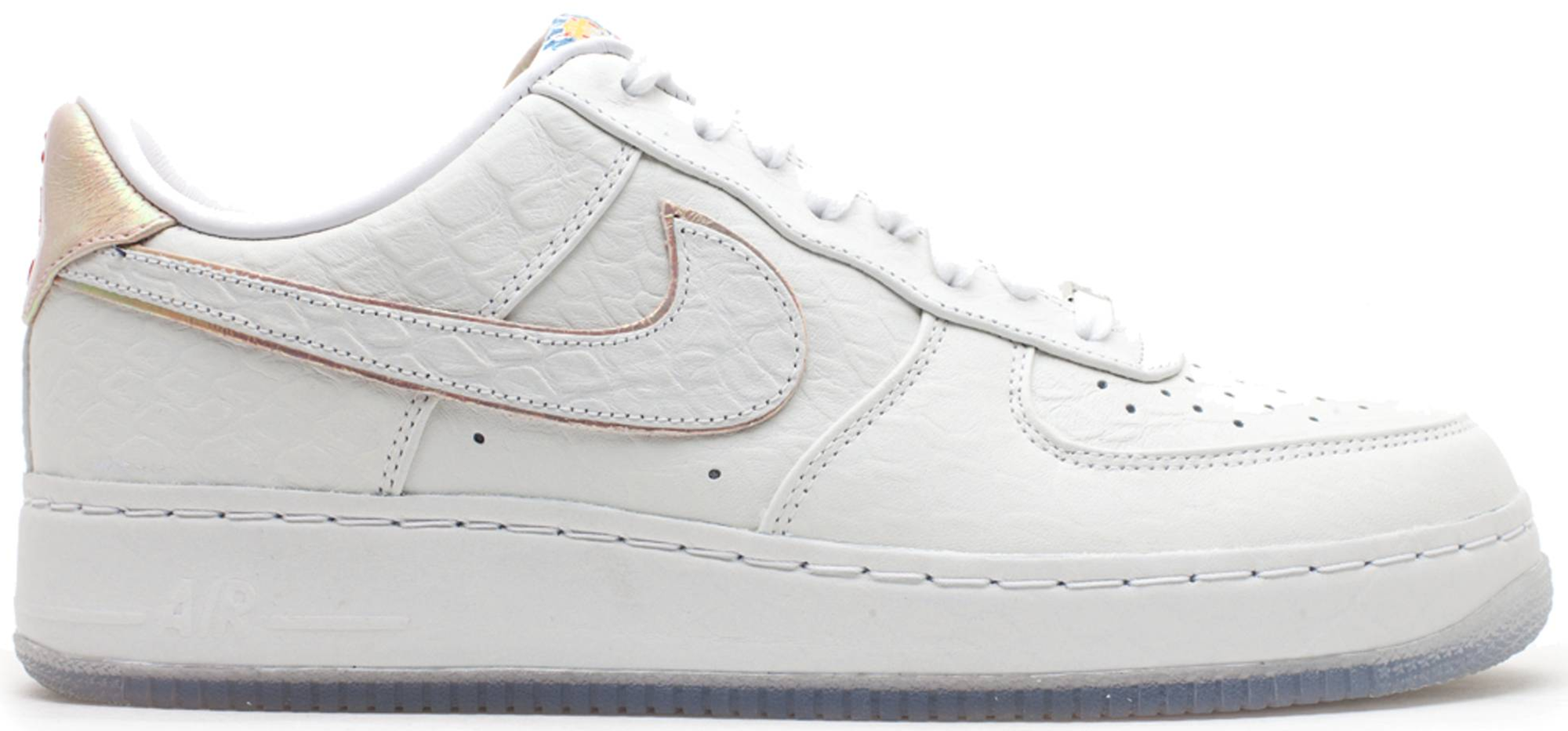 Nike Air Force 1 Low Insideout White