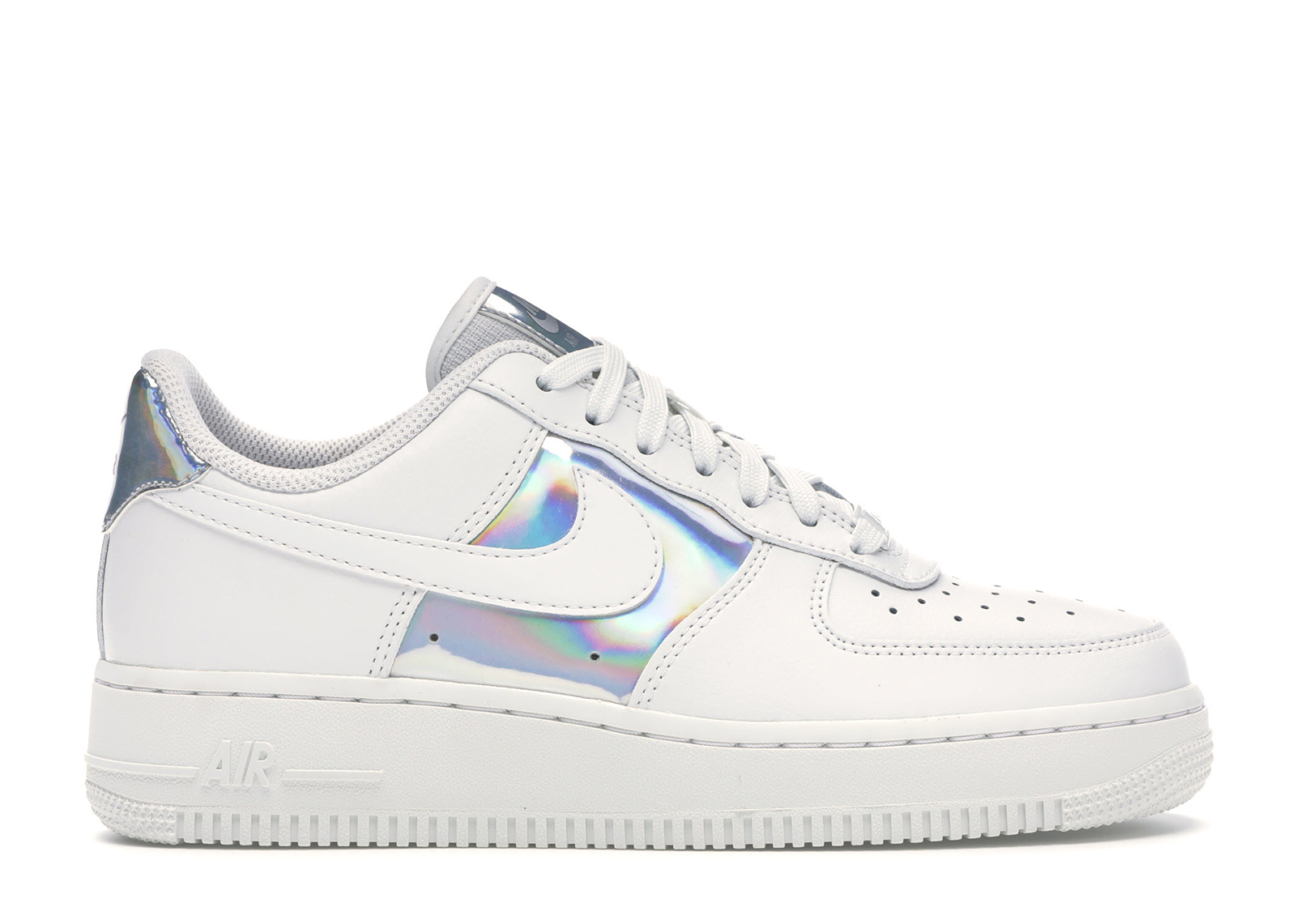 Nike Air Force 1 Low Iridescent White