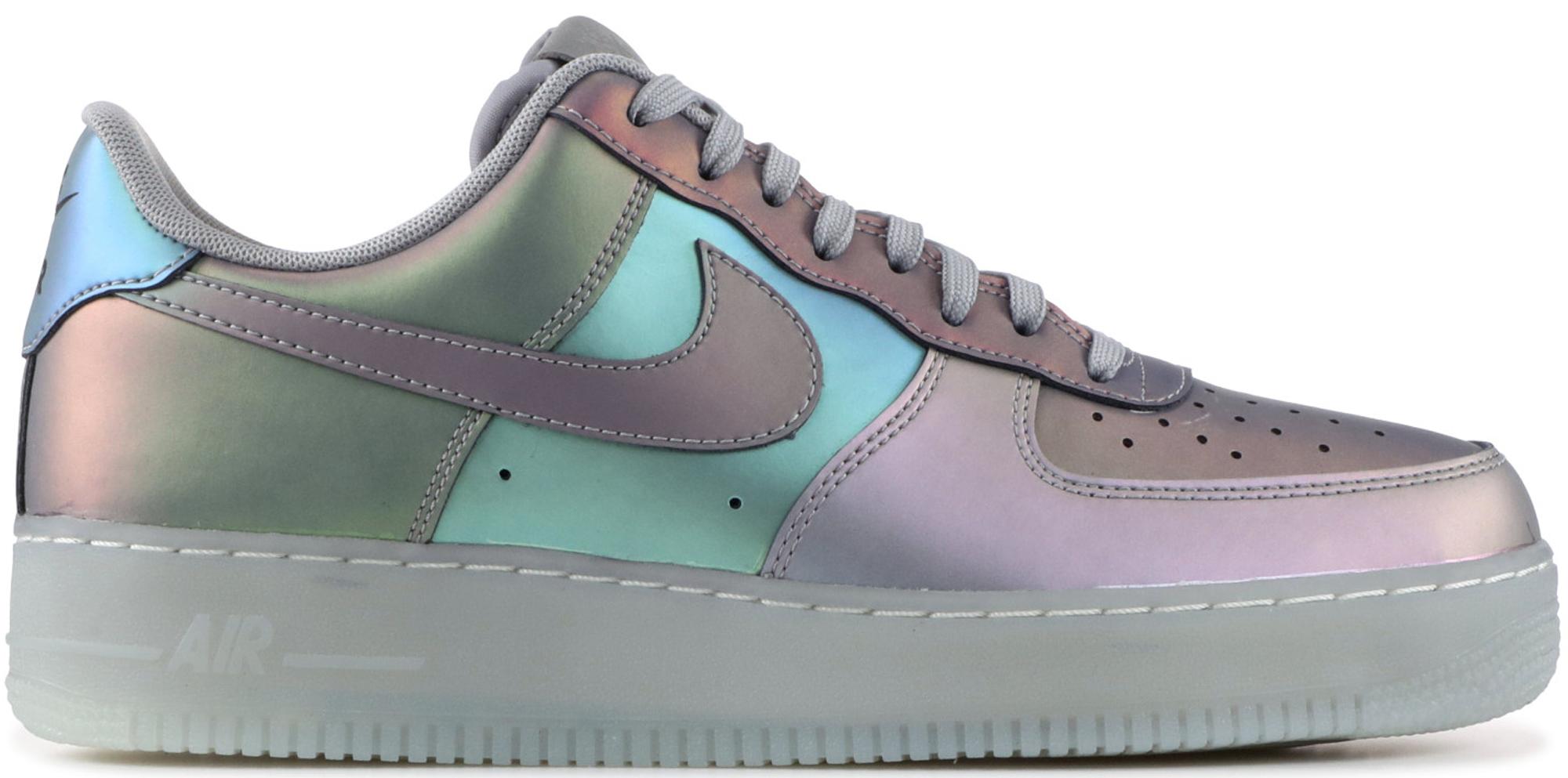 iridescent air force 1