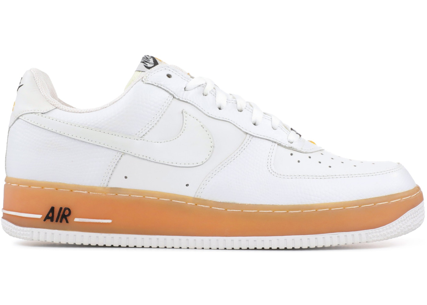 Nike Air Force 1 Low JD Sports White Gum Midsole