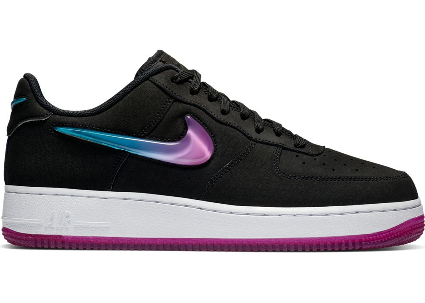 official photos be058 6ed6b Sell. or Ask. Size 5. View All Bids. Air Force 1 Low Jelly Jewel Black