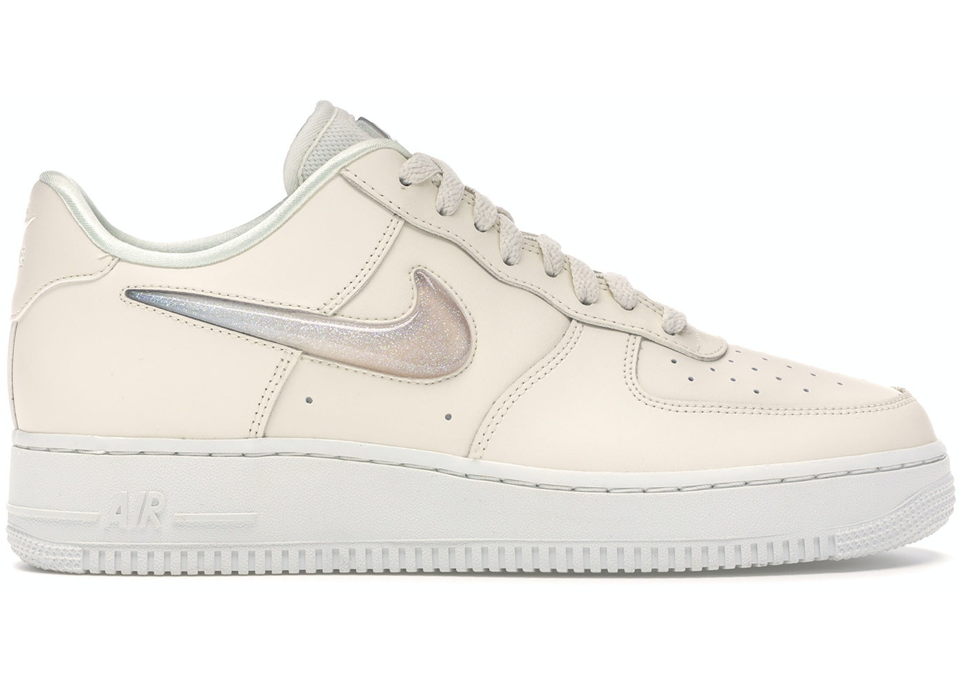 ceb378adf990 Sell. or Ask. Size  5W. View All Bids. Air Force 1 Low Jelly Puff Pale Ivory  ...