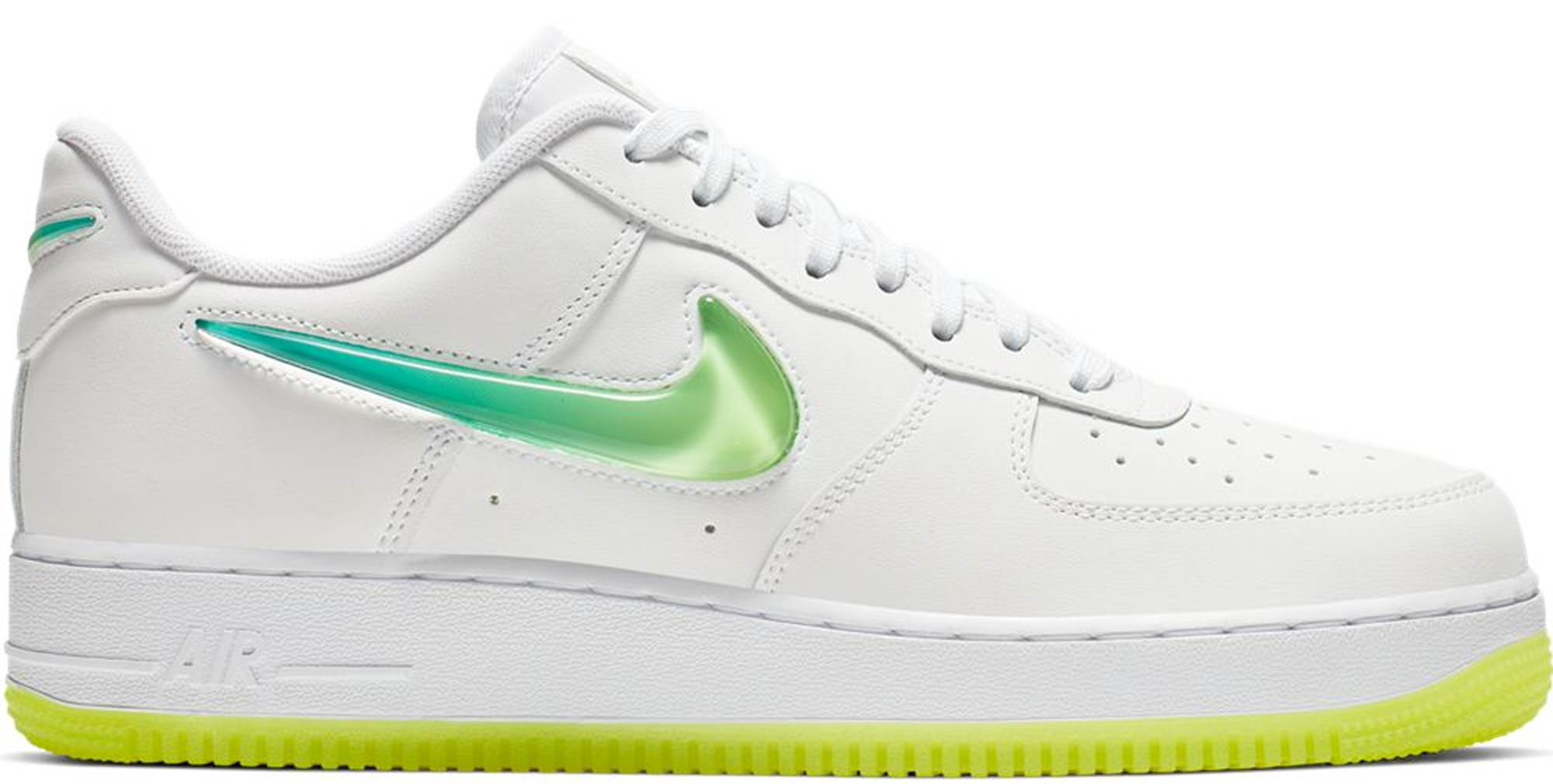 Pre-owned Nike Air Force 1 Low Jelly