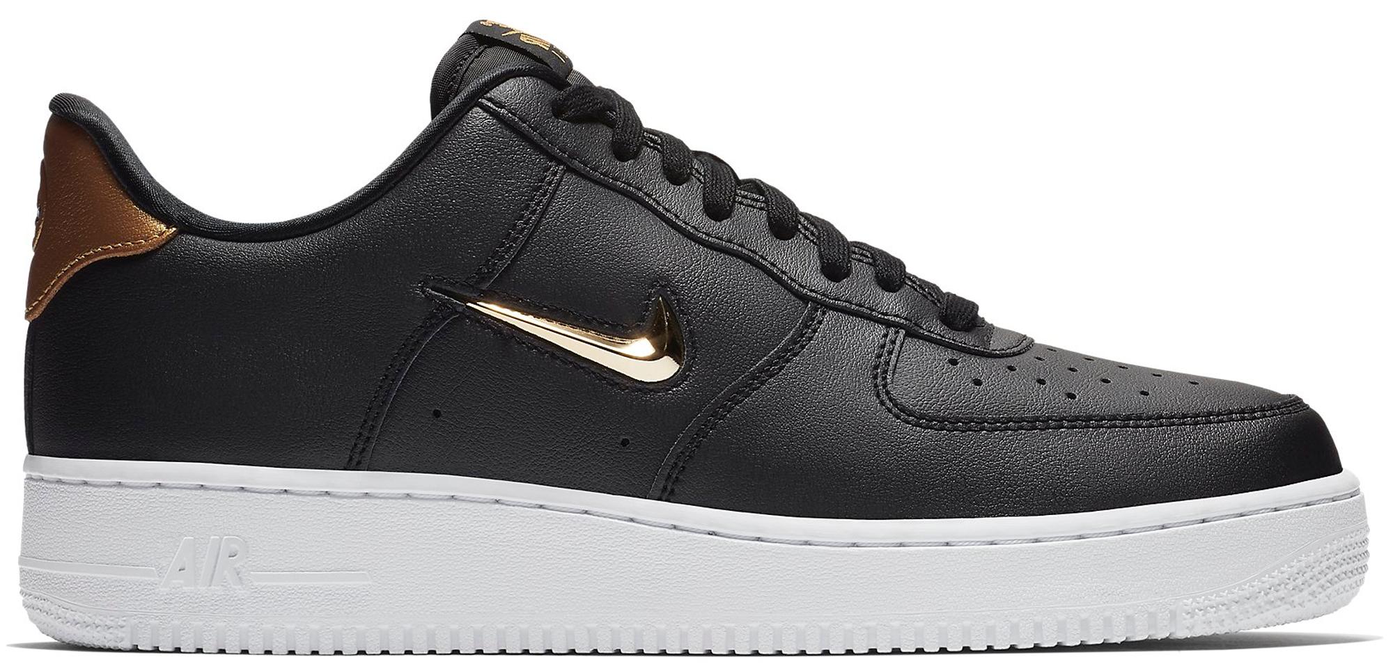 Nike Air Force 1 Low Jewel Black