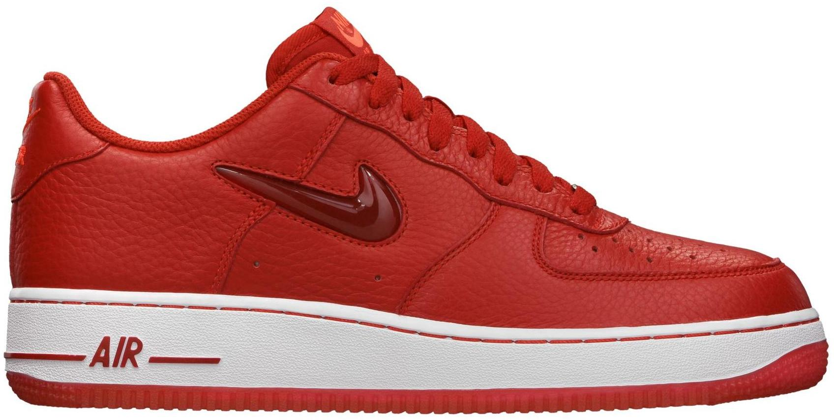 Nike Air Force 1 Low Jewel Sport Red