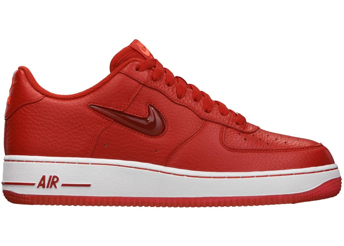 check out 73331 17c77 Sell. or Ask. Size  10.5. View All Bids. Air Force 1 Low Jewel Sport Red