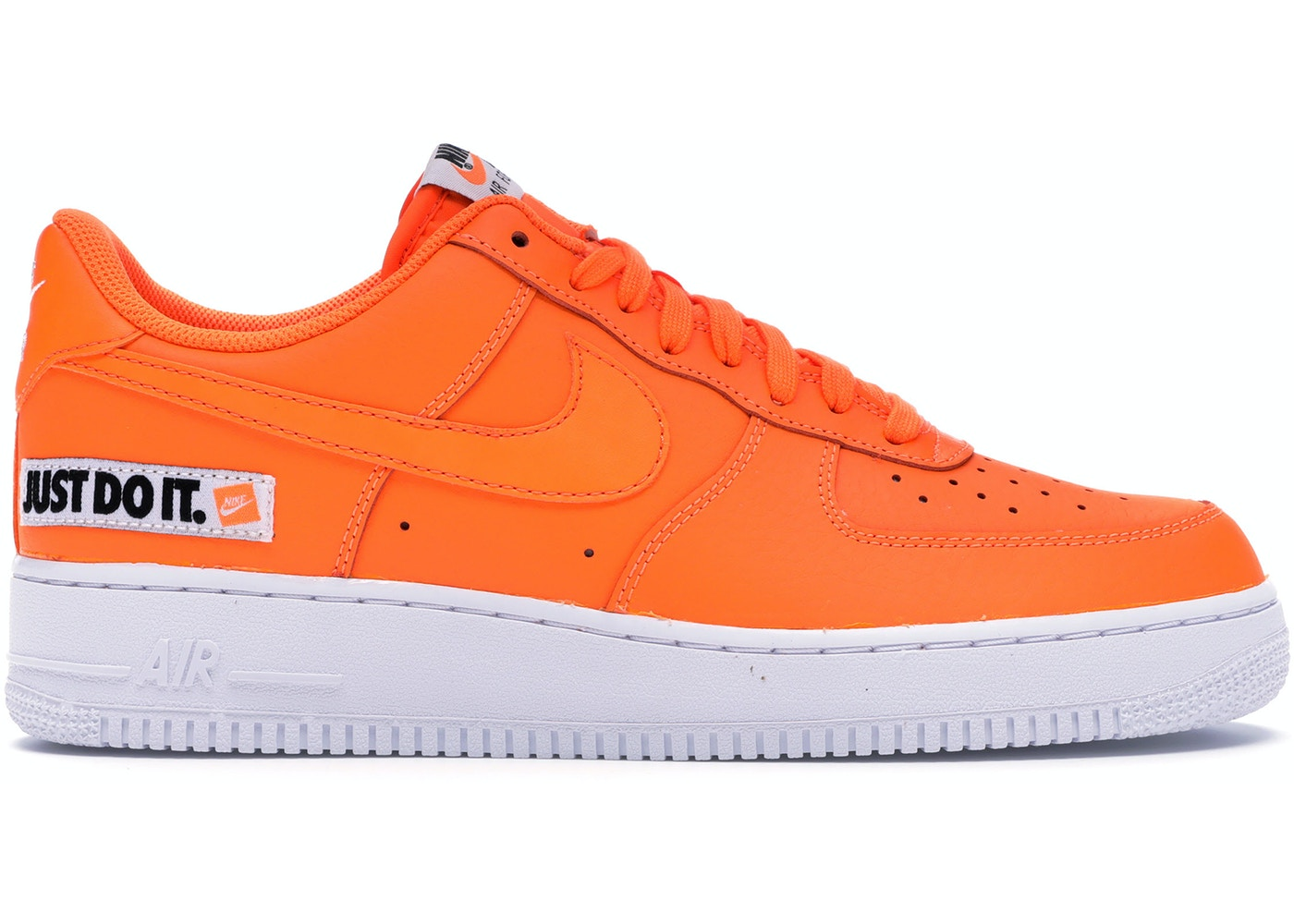 Air Force 1 Low Just Do It Pack Orange - AO6296-800 BQ5360-800 71d756576