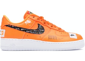 Nike Air Force 1 Low Just Do It Pack Total Orange