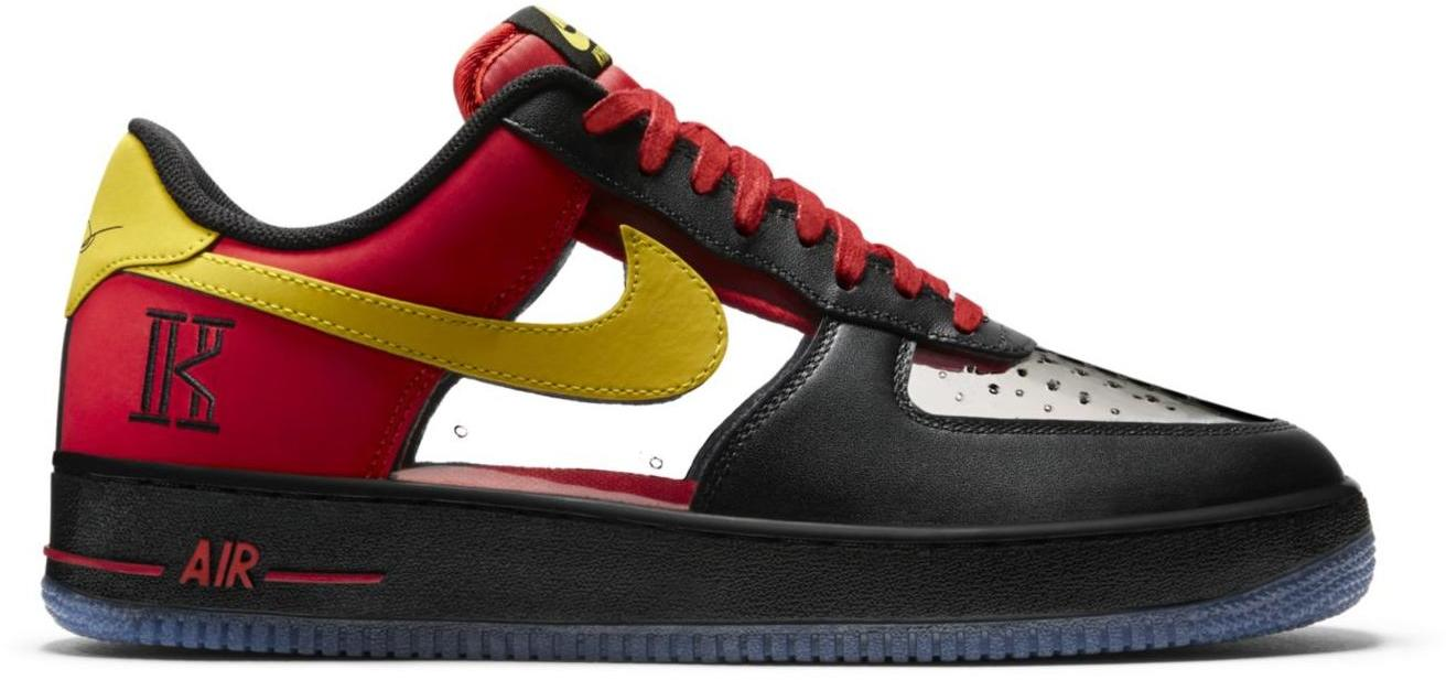 Air Force 1 Low Kyrie Irving Black Red