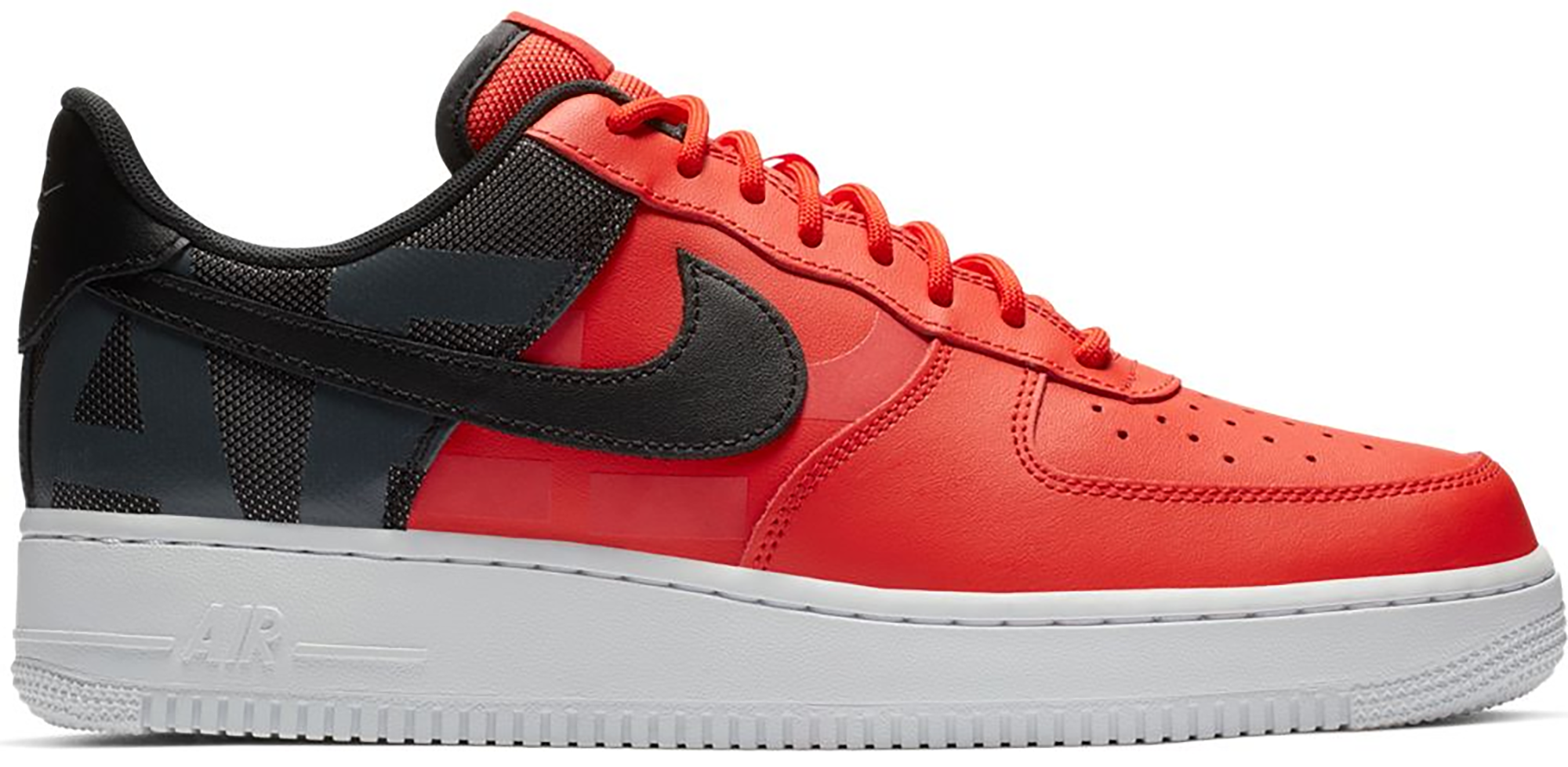 Nike Air Force 1 Low LV 8 Habanero Red