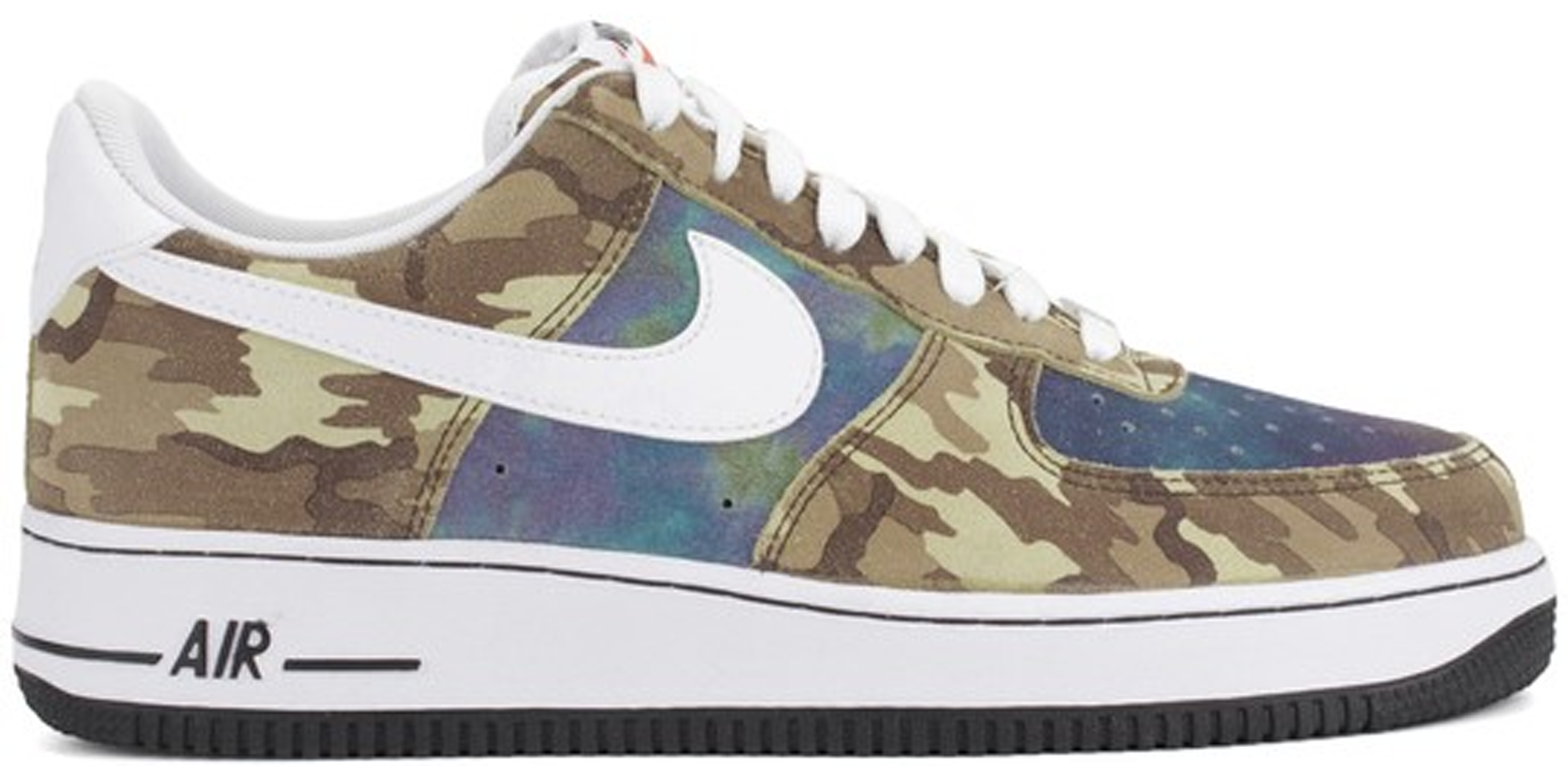 Nike Air Force 1 Low LV8 Camo Green
