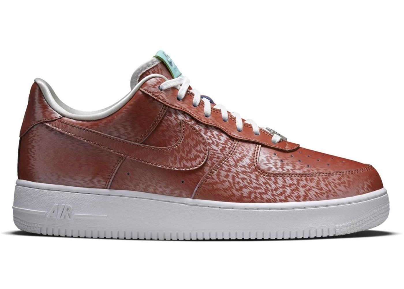 check out f514e 7f835 Air Force 1 Low Lady Liberty - 812297-800