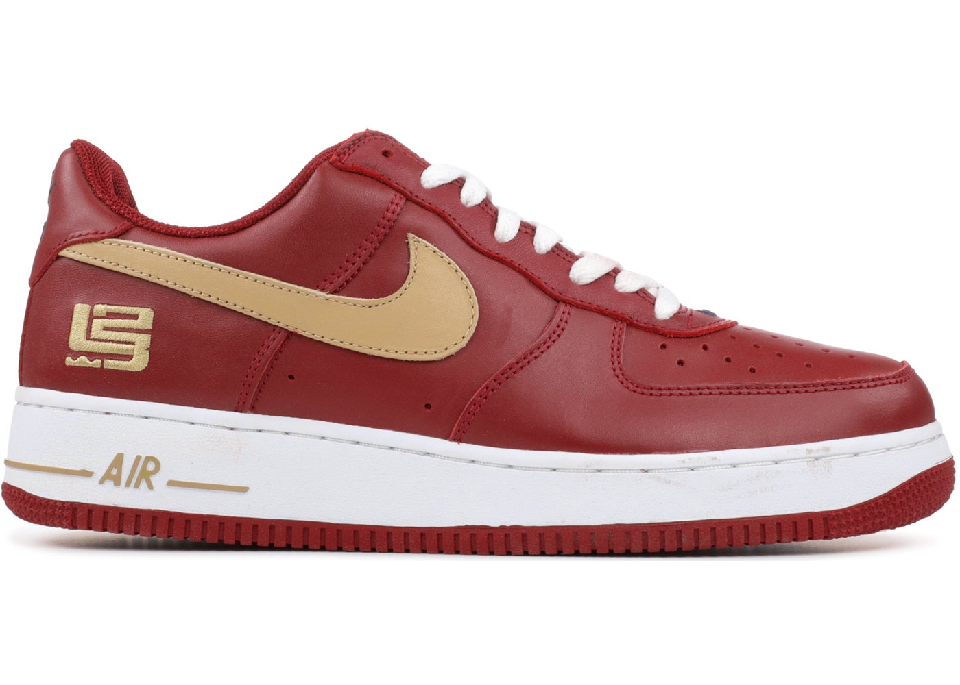 uk availability ab15a 3ccdd Air Force 1 Low LeBron James (Cavs) - 306353-671