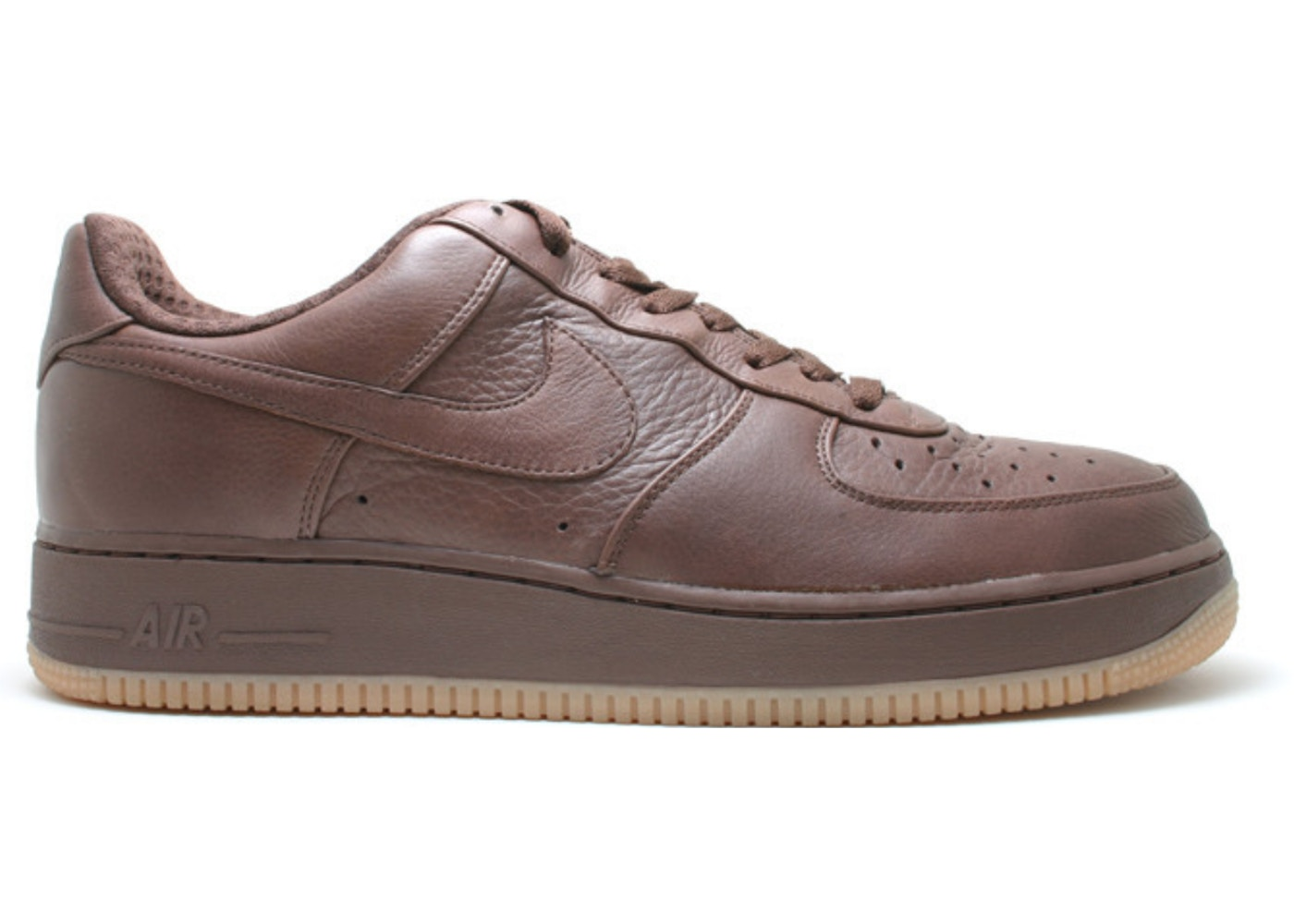 huge discount a15c2 29a5b Air Force 1 Low Light Chocolate - 315180-221