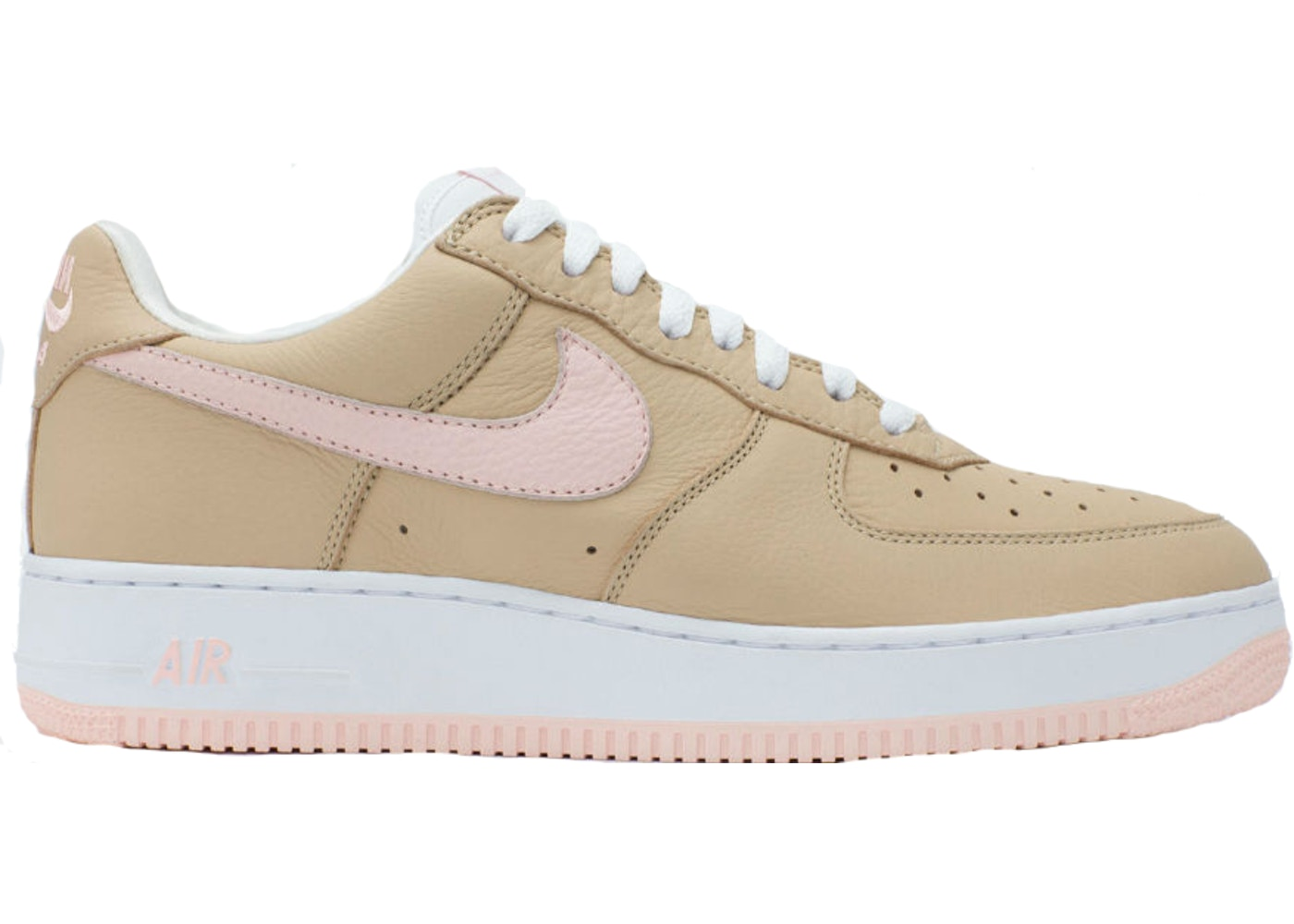 462c7359c3bf Air Force 1 Low Linen Kith Exclusive