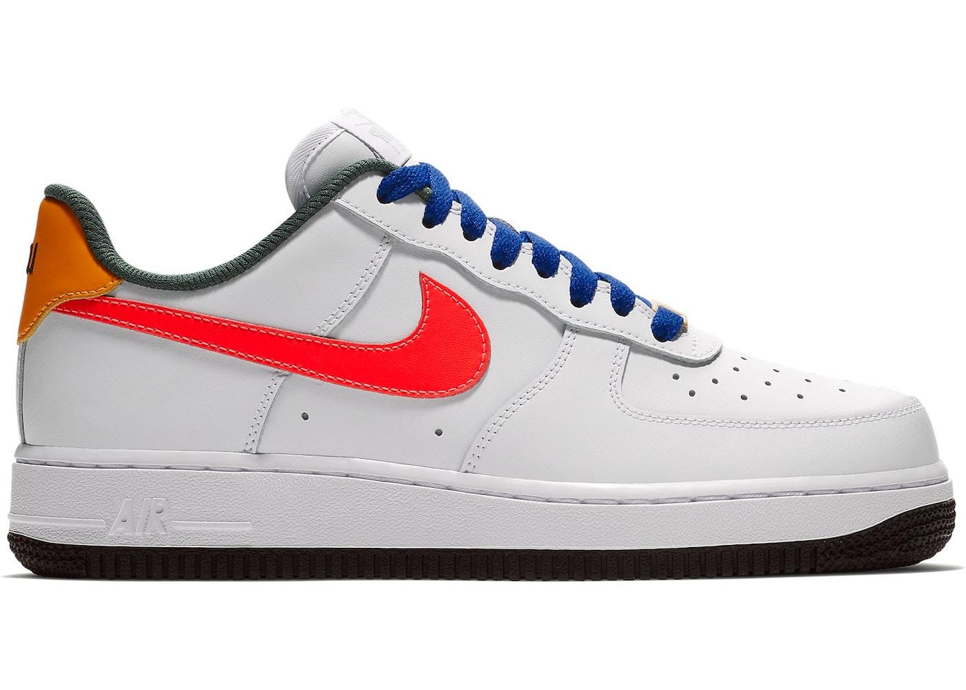 sale retailer f4b3f 5b465 Nike Air Force Shoes - Volatility