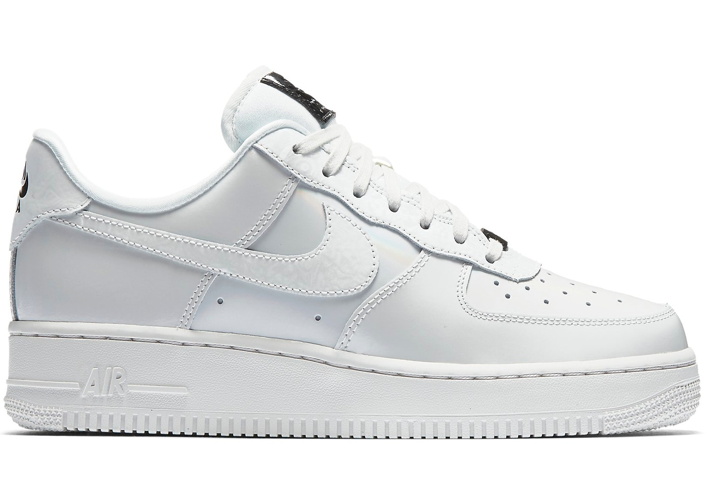 san francisco 03737 3dfe7 Air Force 1 Low Lux All-Star 2018 White (W)