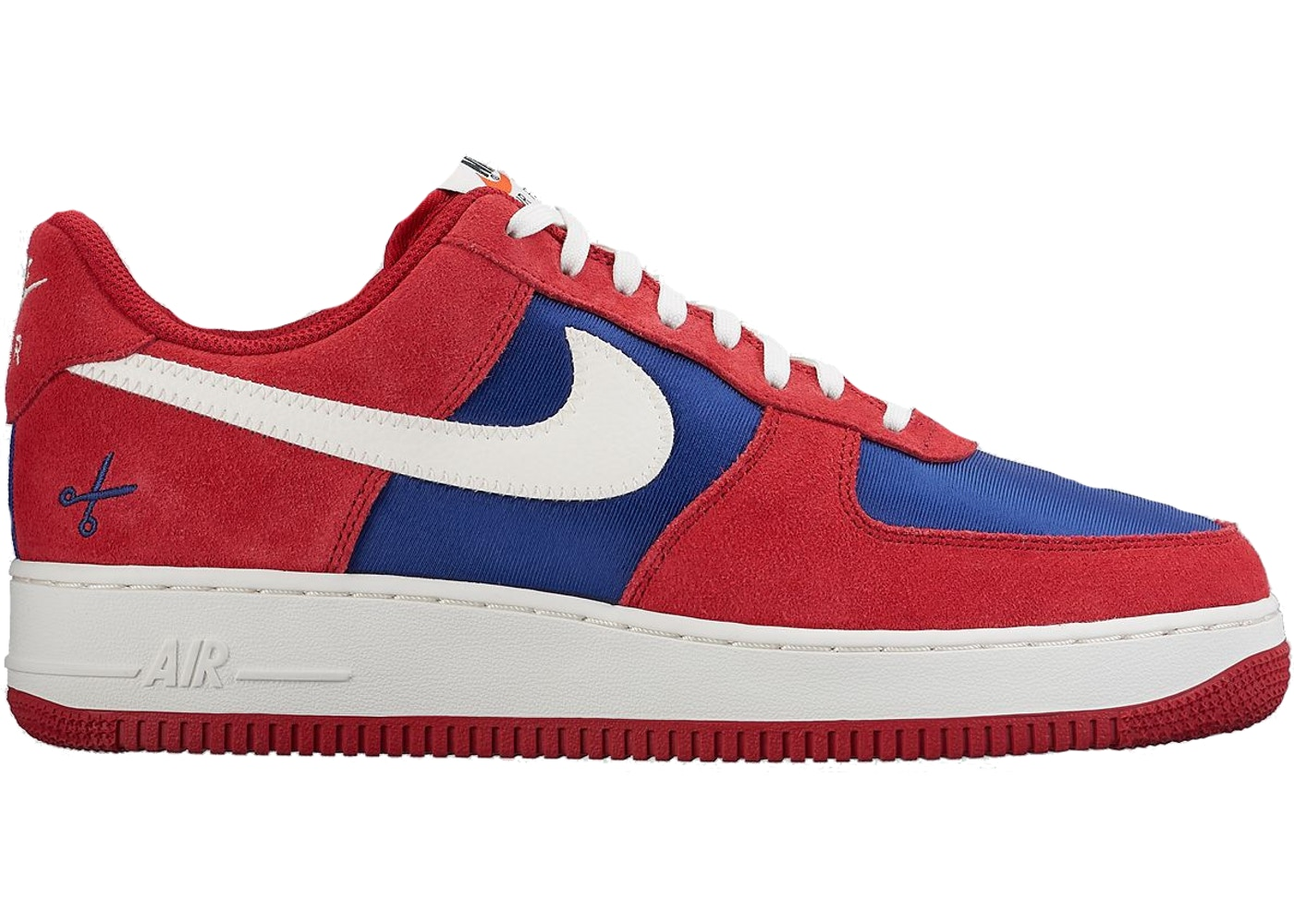 the latest 2194b 7703f Nike Air Force 1 Low Scissors
