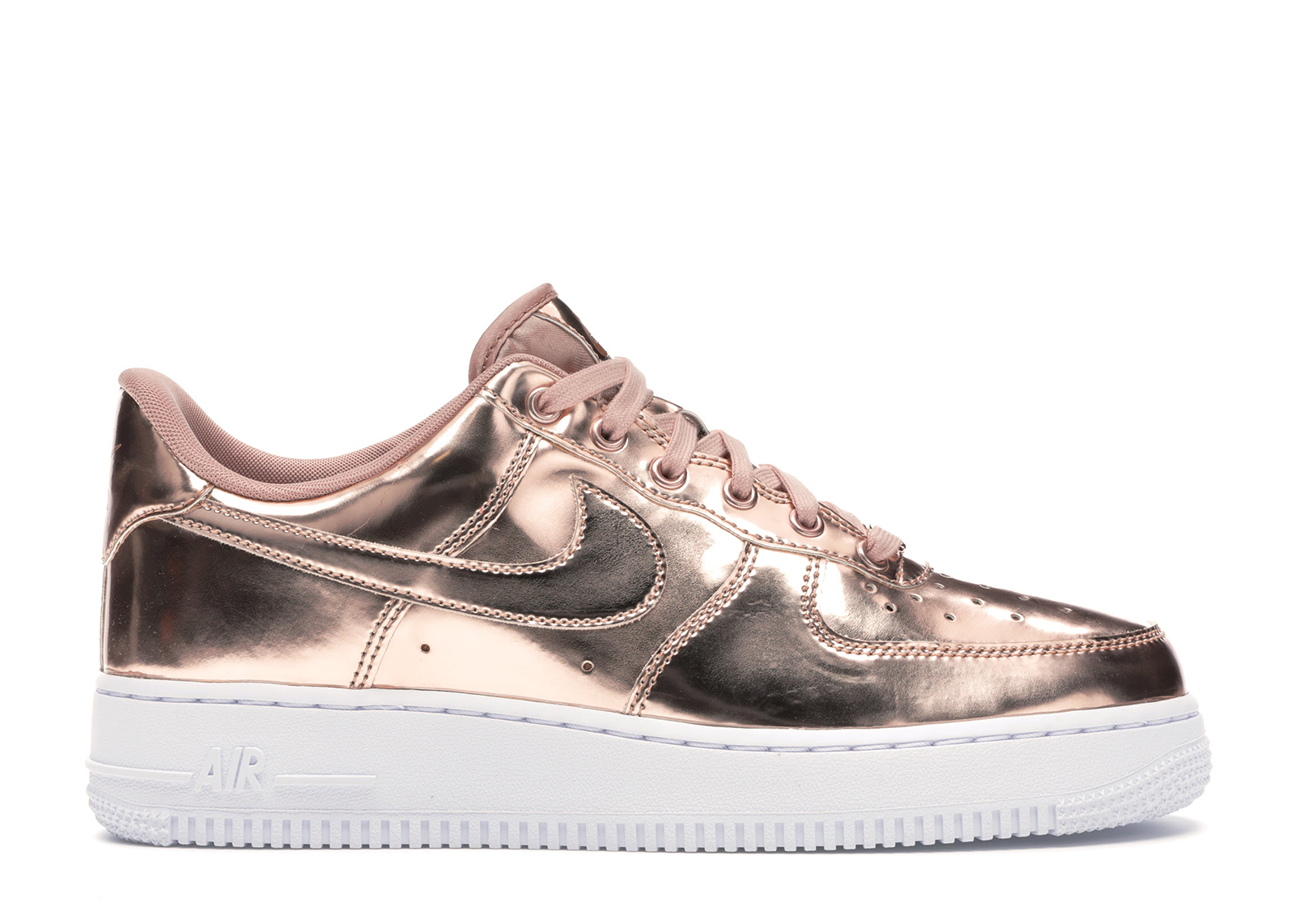 nike air force 1 bronze