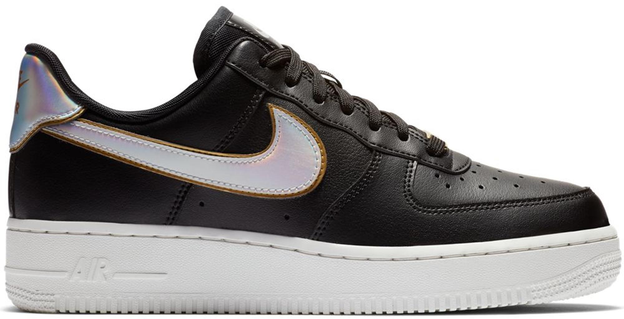 Nike Air Force 1 Low Metallic Swoosh