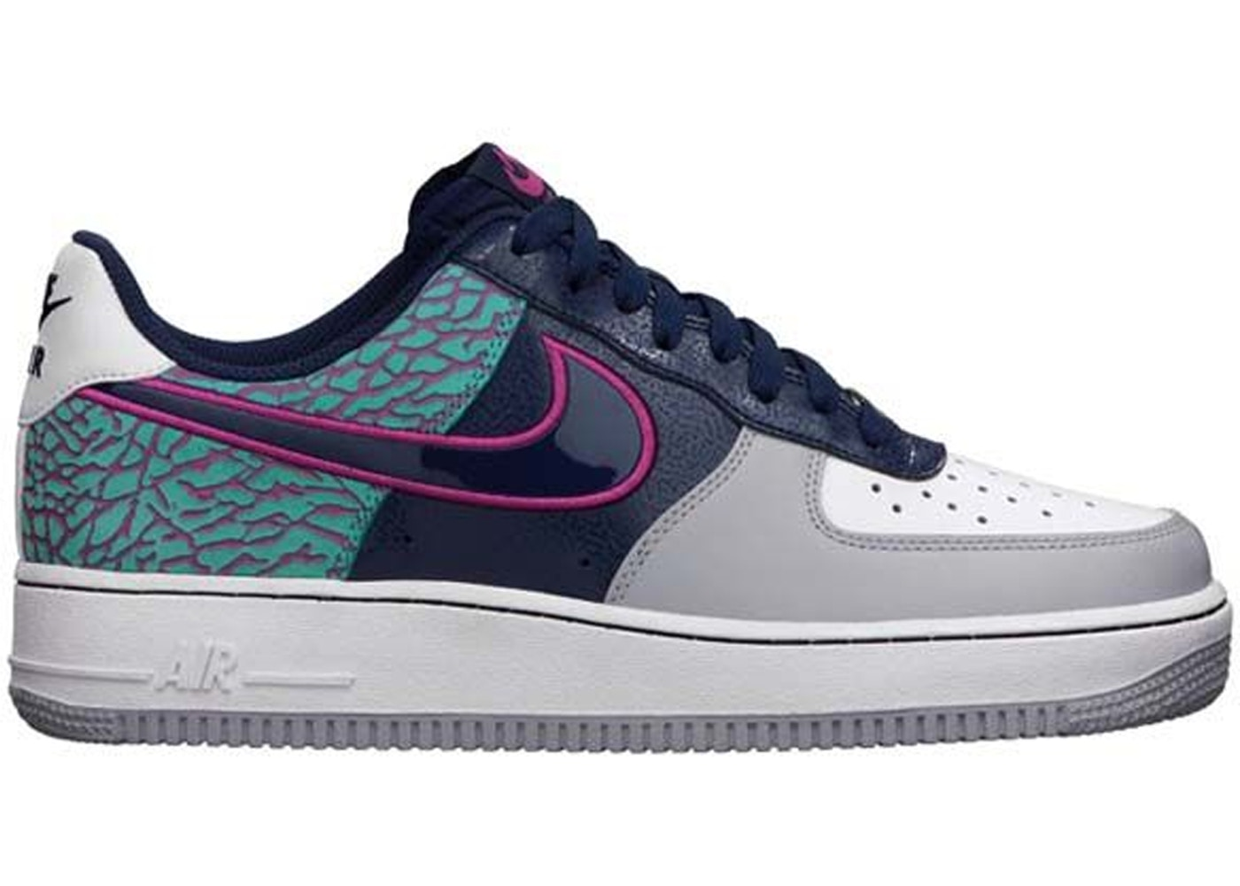 super popular 5c14c be61c Sell. or Ask. Size  11.5. View All Bids. Air Force 1 Low Midnight Navy  Fusion Pink